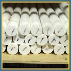Фторопласт стержень 10 мм ТУ 6-05-810-88