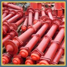 Гидрант пожарный подземный 1750 мм ГОСТ 8220-85
