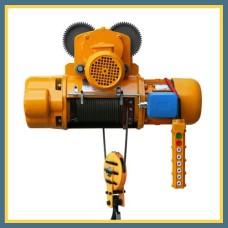 Лебедка электрическая канатная 0,5 тн 18000 мм EURO-LIFT РА-1000А-18M
