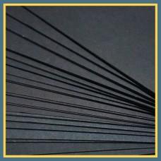 Капролон графитонаполненный листовой 10х1000х1000 мм ПА-6 МГ