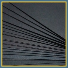 Капролон графитонаполненный листовой 30х1000х1000 мм ПА-6 МГ