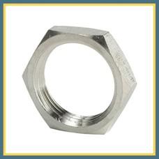 Контргайка нержавеющая 20 (26.9) мм AISI 304