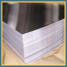 Лист алюминиевый 0,5 мм АД1Н EU