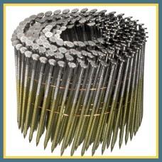 Гвоздь барабанный 2.3x45 мм DIN EN 10230 Coils RS бар. 300 шт