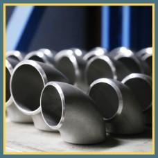 Отвод стальной крутоизогнутый 133 мм ГОСТ 17375-2001
