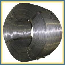 Проволока низкоуглеродистая сварочная Св-08А 0,8 мм ГОСТ 2246-70