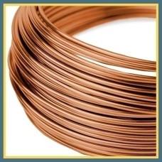 Проволока бронзовая сварочная 1 мм БрАЖМц10-3-1,5 ГОСТ 16130-90