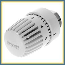 Термостатическая головка ТЕПЛОВАТТ М30х1,5 жид/дат