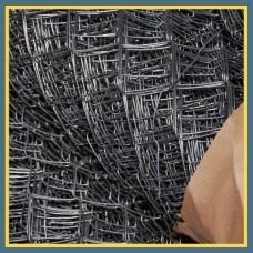 Сетка рабица оцинкованная 30х30х2 мм ГОСТ 5336-80