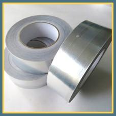 Скотч алюминиевый монтажный 75 мм
