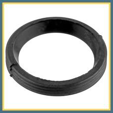 Уплотнительная резинка для гофрированных труб 125 мм OPTIMA