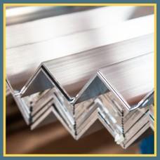 Уголок алюминиевый 20х20х2,0х3000 АД31Т1 ГОСТ 8617-81